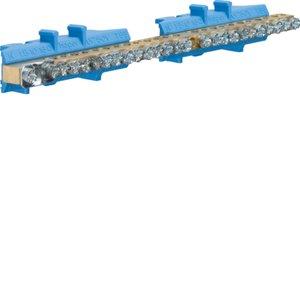 Клеммник Hager KM25N, 1x25+11x16+13x10 мм2