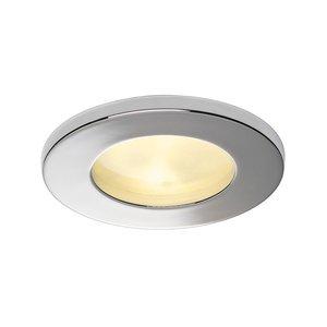 Светильник точечный SLV Dolix Out Round 111022, IP44, PAR16, хром