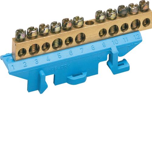 Клеммник Hager KM11N, 5x16+6x10 мм2