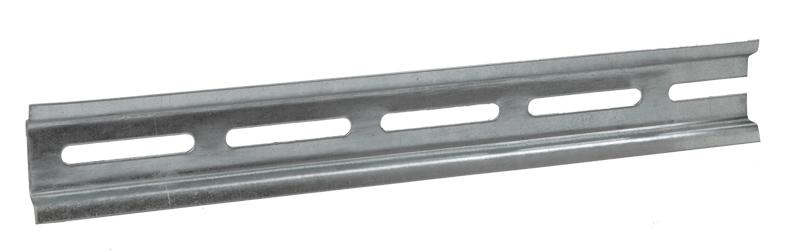 DIN-рейка ИЭК 30 см., оцинкованная, Ω –тип, TH/35-7,5