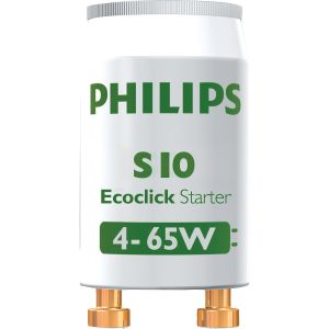 Стартер Philips S10 4-65W SIN 220-240V WH 2BC/10